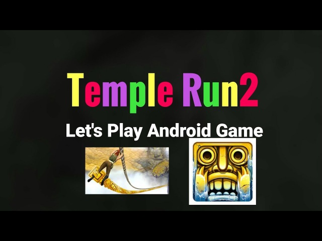 Temple Run 2 Games ( Android, IOS) Game play [HD]
