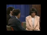 Rare John Mack Television appearance on The Oprah Winfrey Show.