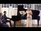 С.В.Рахманинов. Романсы для меццо-сопрано и фортепиано.
