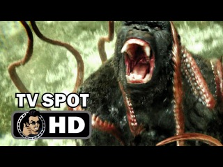 KONG: SKULL ISLAND TV Spot #2 - The Island (2017) Tom Hiddleston Action Movie HD