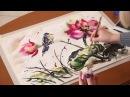 «Уроки рисования». Китайская живопись 27.01.2017