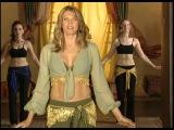 Bellydance workout with Kathy Smith Танец живота с Кети Смит