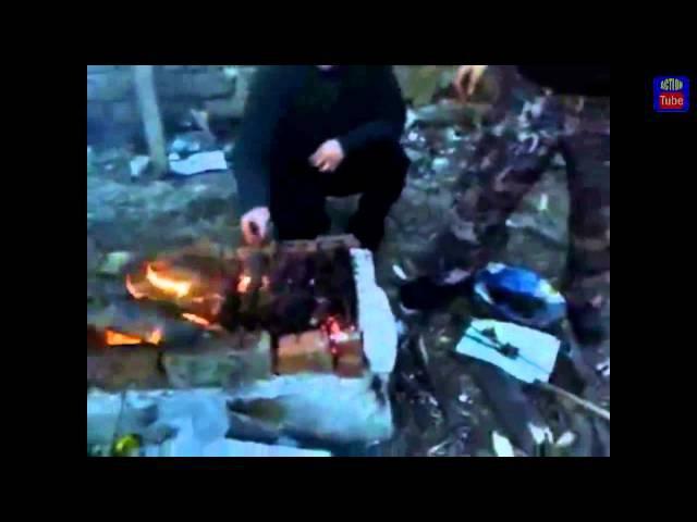 В ДНР едят собак In DNR eats dogs