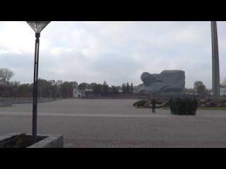 Брестская крепость! Видео 9