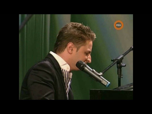 Brandon Stone у М.Задорнова на РЕН ТВ - ЖИРАФ