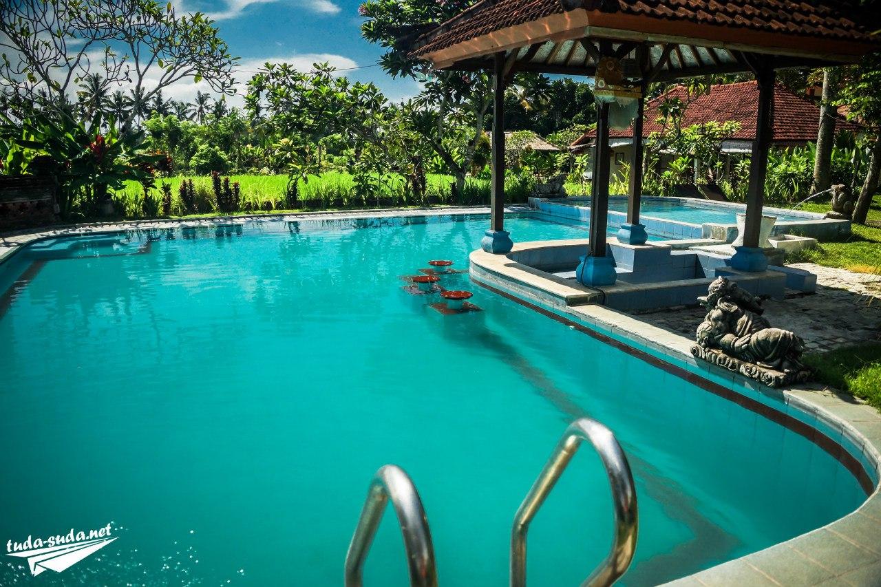 Путешествие в Индонезию - отель на Бали