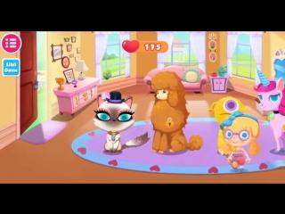 Принцессы Диснея Libii . Game Молли! Играть онлайн. Мультфильм.