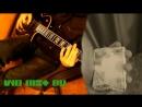 Rammstein - Wo bist du Guitar cover (SOLO) by Marteec!