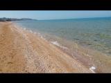 3 апреля 2017 года Азовское море. г.Щелкино