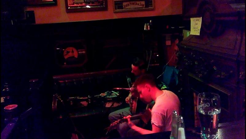 The Buggy Boys, O'Niel's pub, Dublin - 2