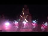 Круг Света - 2106. Фейерверк под гимн Студенческого Союза МГУ