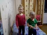 Дашенька и  Паша Валдаев