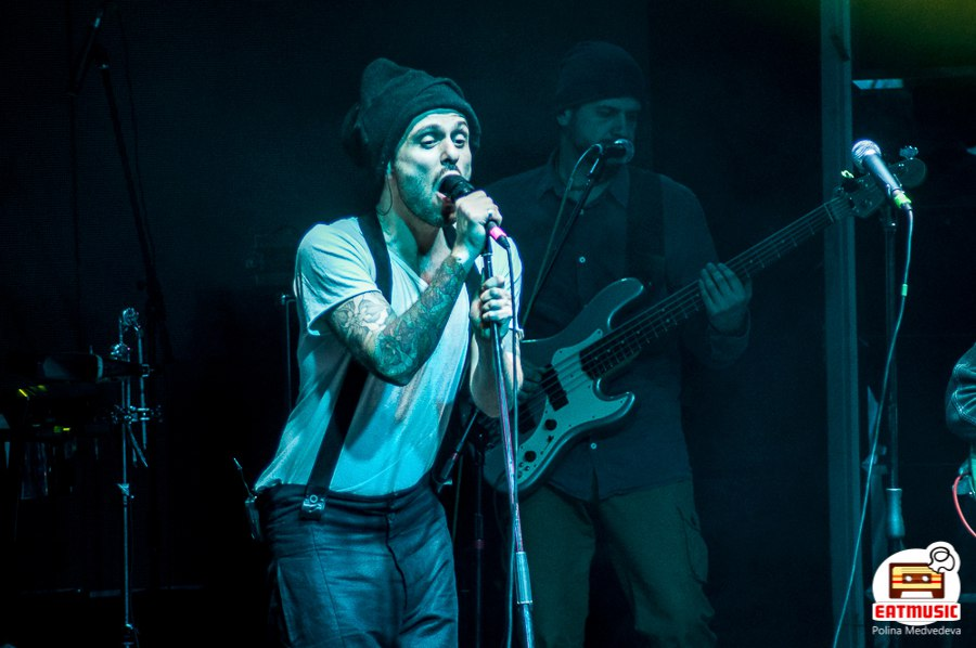 Презентация нового альбома SunSay в Stereo Hall