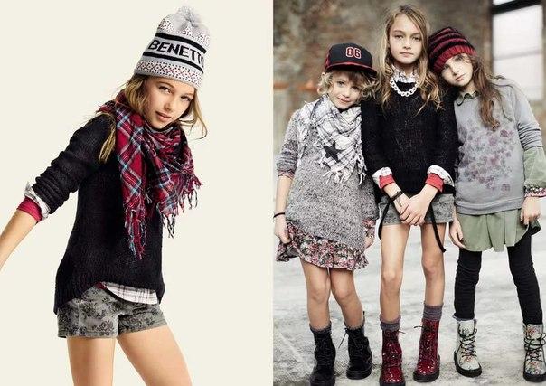Самые модные девочки 13 лет 15