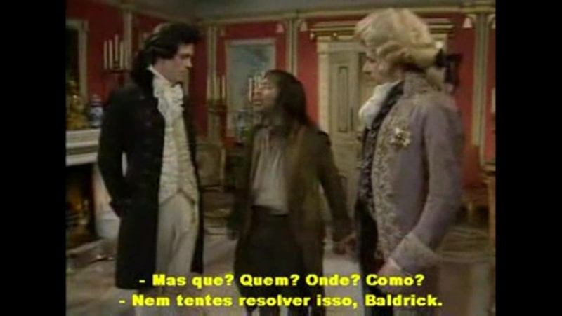Черная гадюка 3/Black Adder the Third (1987) Фрагмент №1 (сезон 1)