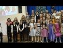 Новосмолинский концерт в школе 07.03.2017