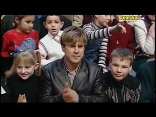Алексей Глызин - Регги на телеге -Звёздный час - ОРТ,1999