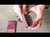 Samsung Galaxy S8 Plus vs iPhone 7 Plus - Тест на прочность