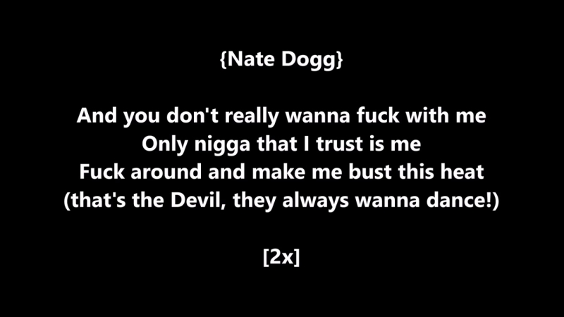 Eminem   Bitch Please II Lyrics (HD) (feat. Dr. Dre, Snoop Dogg, Xzibit Nate Dogg)