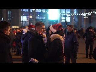 Onliner Belarus - Первые Часы 2017-го: как Минчане Встретили Новый Год (01-01-2017)