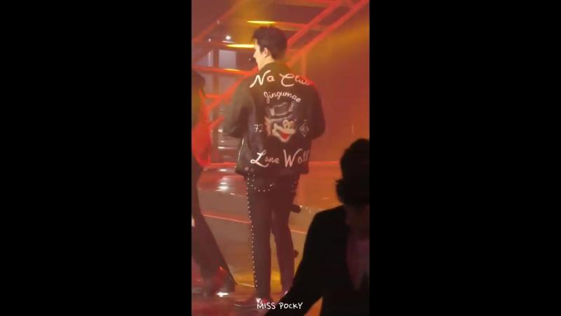 [FANCAM] 170119 The 26th Seoul Music Awards @ EXO's Sehun - Monster