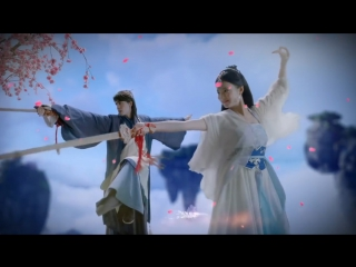 "ZOLOTO Jiro Wang - OST ""The Legendary School: Three Lives Three Worlds Tao Hua Yuan"" - Shuxia huakai (рус.саб)"