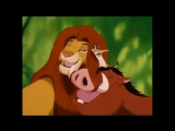 Король Лев The Lion King(1994) Jimmy Cliff ft. Lebo M - Hakuna Matata