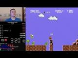 Высокие Технологии.Super Mario Bros. -World Record-