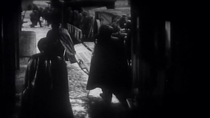 вырезки из х\ф ,,Как закалялась сталь,, (фильм, 1942 года) - раритет