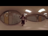 Teen Wolf (Season 6) _ 'Gearing Up For the Lacrosse Game' 360 Video _ MTV