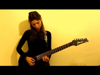 Mind blowing female guitarists shredding!~ best in the world