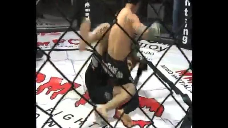 Barsegh Ohanyan vs Varsham Gevorgyan GagarinFC MMA Armenia