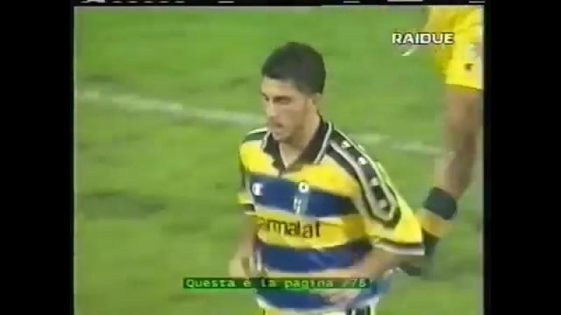 КУЕФА 1999_2000. Парма - Кривбасс Кривой Рог 3-2 (16.09.1999)