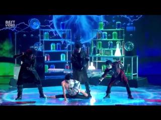 Удивительный танец на талант шоу