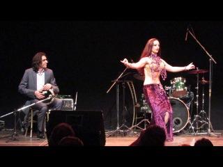 Best Live Solo Tabla Perfomance Anna Pashchenko Marcel Amirovich