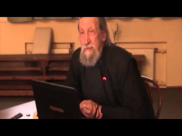 прот Александр Салтыков, иконостас, чтение анафоры, литургия иконоведение, ПСТГУ 2016