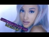 Ariana Grande &amp Britney Spears - Stronger Focus (DJ Linuxis Mash Up)