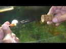 Как сделать приспособление для огрузки скользящего поплавка и как огрузить его