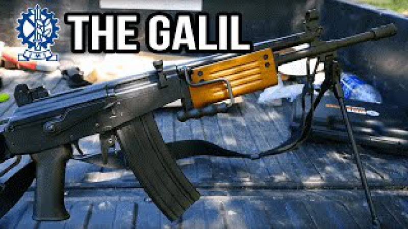 The Galil Rifle: Israel's greatest Small Arm - famous AK sistem...