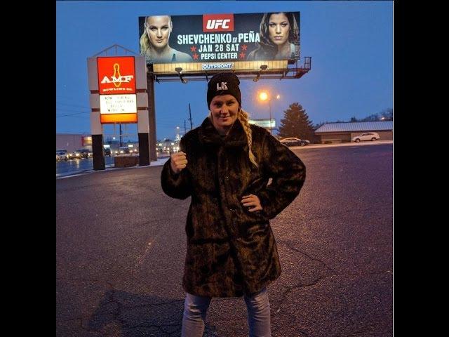 Валентина Шевченко против Джулианны Пенья. UFC on Fox 23 Shevchenko vs Pena