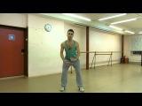 Клубные танцы для мужчин Положение корпуса