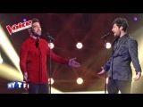 The Voice 2016  MB14 et Kendji Girac - Les yeux de la Mama (Kendji Girac)  Finale