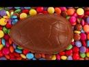 Киндер-сюрприз шоколадное яйцо дома рецепт Николь Ронки – Все буде добре. Выпу...