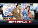 BEAT PE BOOTY | Tiger Shroff Jacqueline DANCE | A Flying Jatt Music Launch