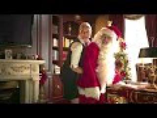 Плохой Санта 2 — Русский трейлер (Кубик в Кубе, Без цензуры, 2016)
