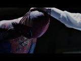 Капитан Джордж Стейси арестовывает Человека-паука. Новый Человек-паук. 2012.