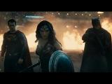 Супермен, Бэтмен и чудо женщина против Думсдэя Full HD
