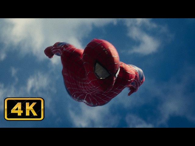 Человек-Паук против Алекса Сицевича(Носорога)| Новый Человек-паук : Высокое напр ...
