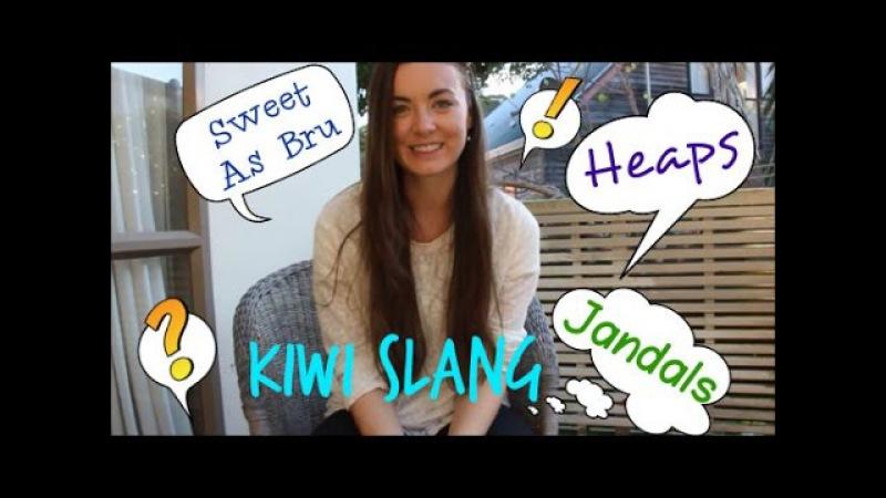 Sarah's New Zealand Travel Tips: Kiwi Slang