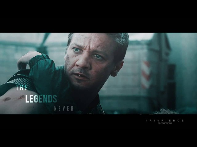 MARVEL The Avengers | Live Like Legends MY BIRTHDAY VIDEO